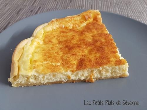 Tarte au fromage # 2