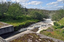 """Le barrage de PÕVOA """"déborde""""..."""