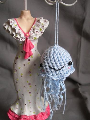 La p'tite méduse