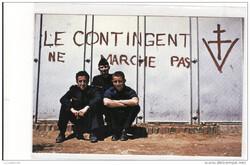 Pendant la guerre d'Algérie, l'art  de défendre les terroristes