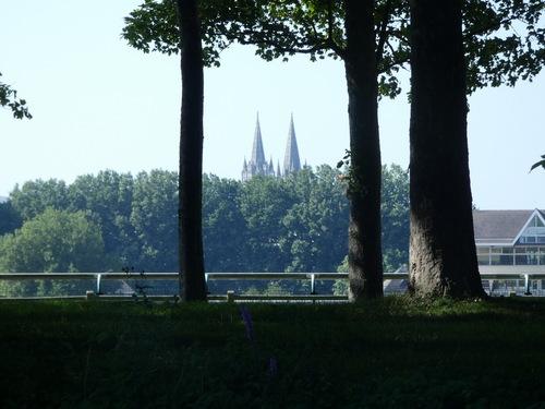 L'Orne à Caen