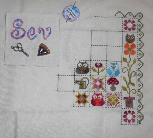 Patchwork Chouette (3)