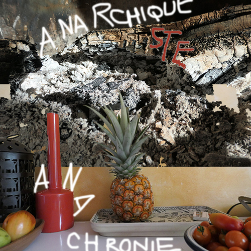 ANACHRONIE ANARCHISTE - 1