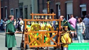 Le carillon mobile de Soignies