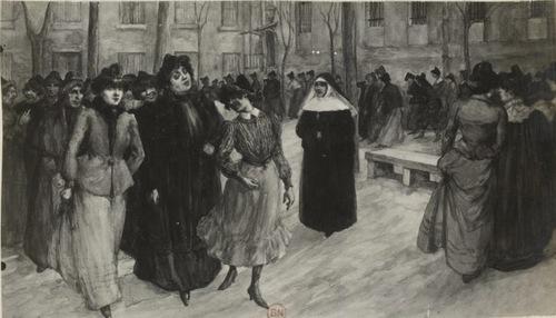 Saint Lazare 1907