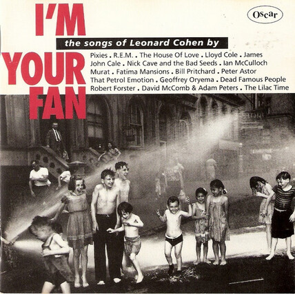 Cover me # 16: I'm your fan (Leonard Cohen covers) - Various Artists (1991)