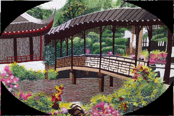 Paysage asiatique 5