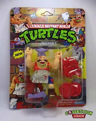 UNE PIZZA DANS TA FACE !!! (Playmates 1990)