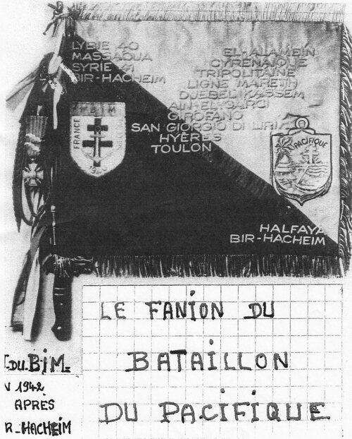 Louis Viratelle, grand Ancien du Bataillon du Pacifique s'est éteint à Nouméa