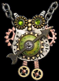 Un peu d'objets steampunk