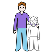 Pictogrammes Arasaac : Maman, Papa : les enfants grandissent !