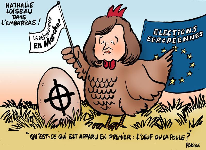 Nathalie Loiseau embarrassée par sa participation à une liste étudiante d'extrême droite