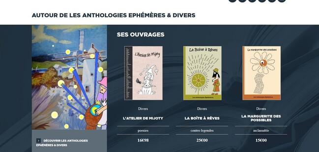 Divers  Notre livre  Voyage.