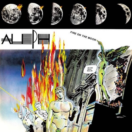 Aleph - Fire On The Moon (1986)