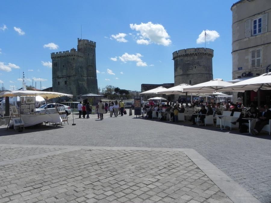 La Rochelle vu par Bébert