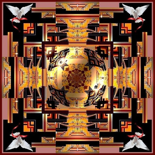 Mandala de décembre 1 Marc de Metz 15 12 2012
