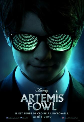 Artemis Fowl : Adaptation en film (sortie mais 2020)