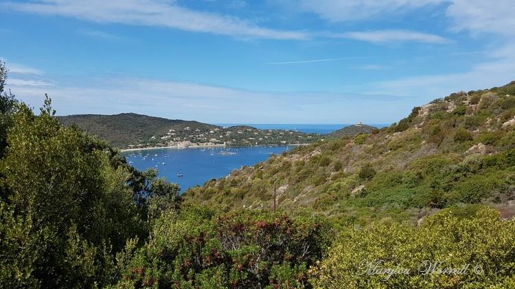 Corse : Plage de Compomoro