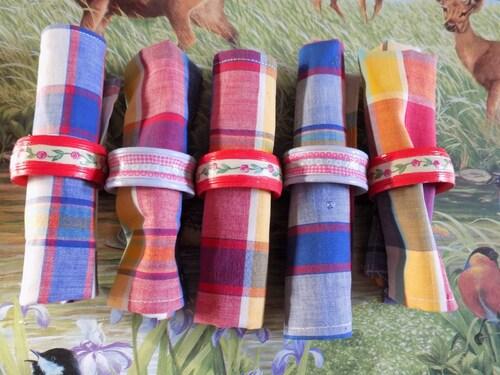 Ronds de serviettes