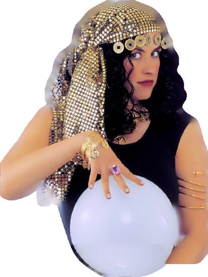magicienne portrait 3
