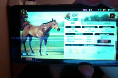 (Rivals Stars Horses Racing) Découverte d'un jeu sur portable !