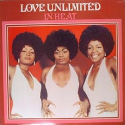 Love Unlimited - In Heat - Complete LP