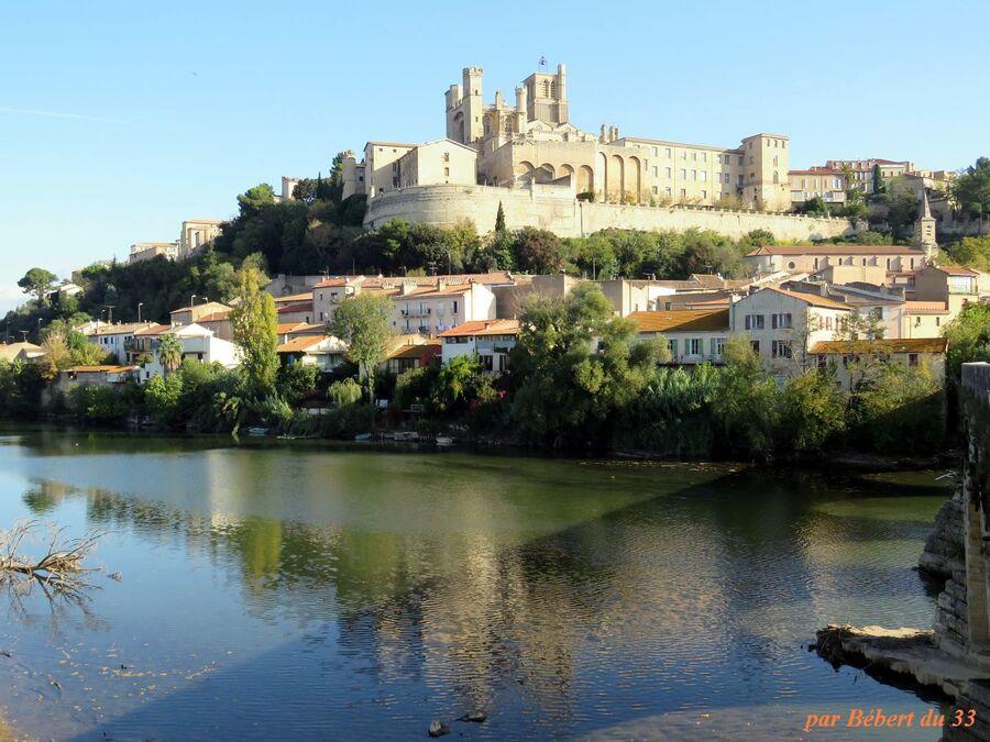 Béziers dan l'Hérault (34) -1