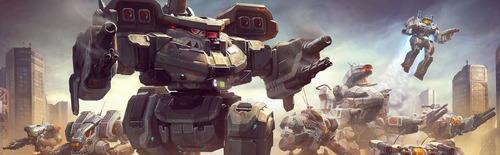 NEWS : Battletech Heavy Metal, DLC daté