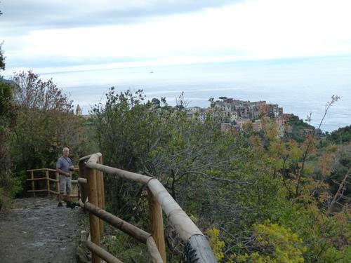 Jour 2: Vernazza, Corniglia, Manarola