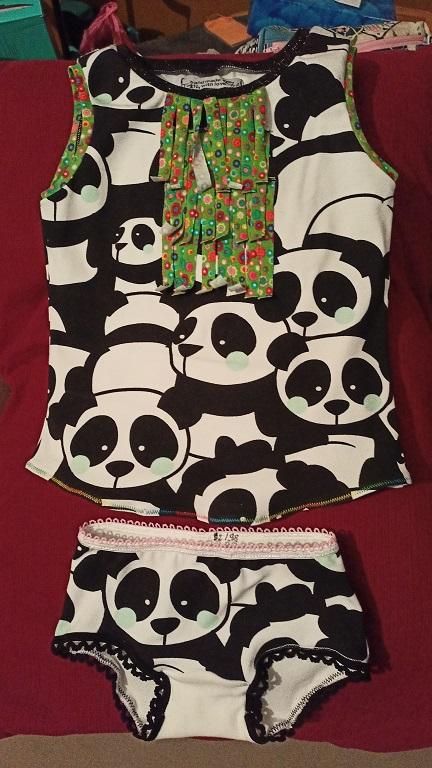 Pour ma mini fan de pandas