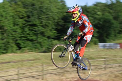 29 juin 2017 Entrainement BMX Mandeure
