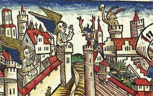 Cetatea lui Dumnezeu: Sf. Augustin (354-430)