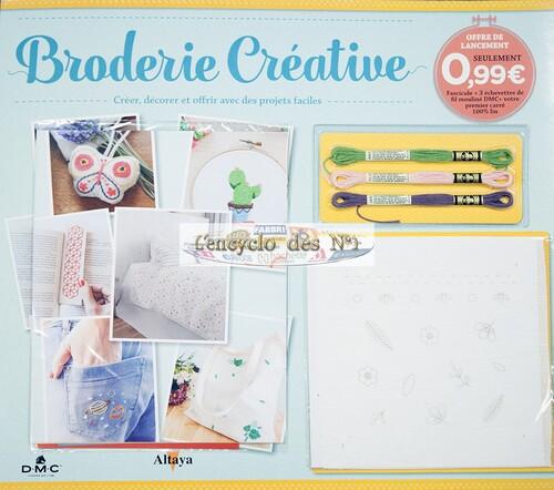 N° 1 Broderie créative - Test
