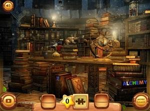 Jouer à Alchemist house escape