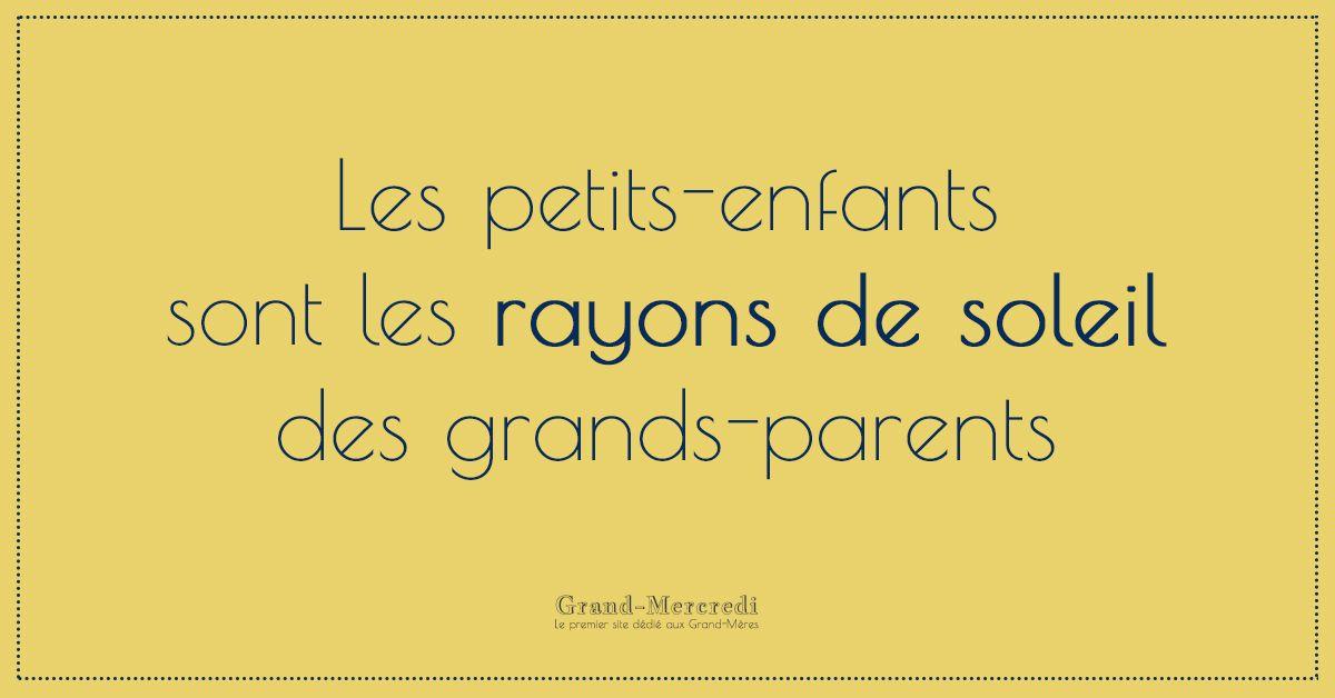 Serrez Vos Grands Parents Dans Vos Bras Mamiecerise