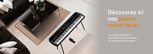Dorélami : l'univers du piano et du clavier numérique