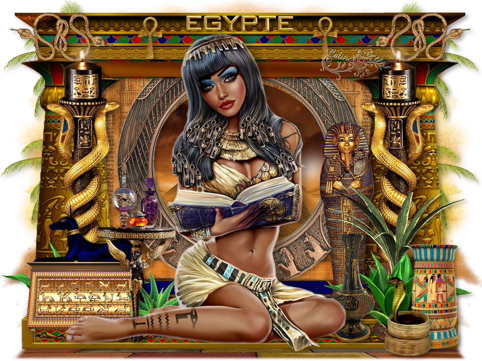- Défi Egypte de Kikoonette