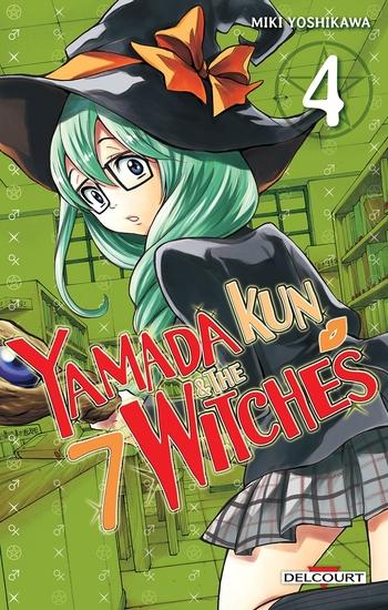 Yamada kun & the 7 witches - Tome 04 - Miki Yoshikawa