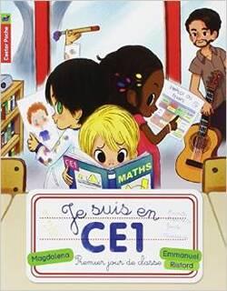 """""""Je suis en CE1"""" méthode de lecture"""