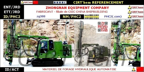 ZHONGNAN EQUIPMENT COMPANY