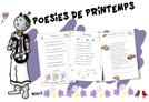 Poésies du printemps. Rallye-copie printemps