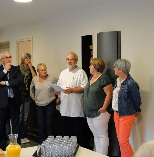 Inauguration : les discours...