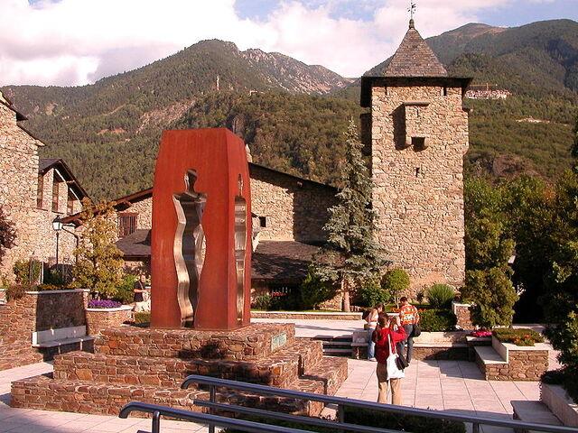 Blog de lisezmoi : Hello! Bienvenue sur mon blog!, Principauté d'Andorre : Andorre-la-vieille