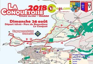 La Conquétoise - Le Conquet (29) - Dimanche 26 août 2018