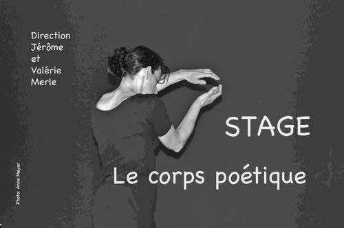 """Stage """"Le corps poétique"""" 2008"""