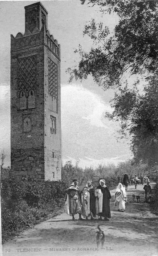 minaret agadir
