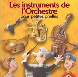 les familles d'instruments.