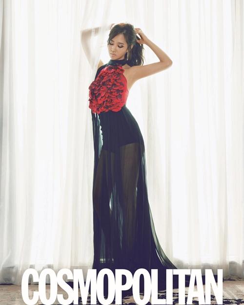 Yuri pour Cosmopolitan