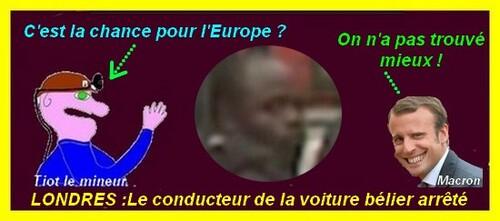 A croire que les européens sont malades pour croire qu'on a besoin des africains?