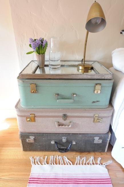 Idée Déco 15 : Les valises
